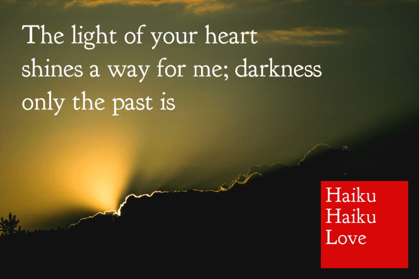 The light of your heart