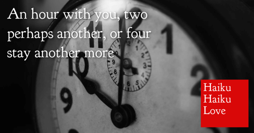 An hour with you, two