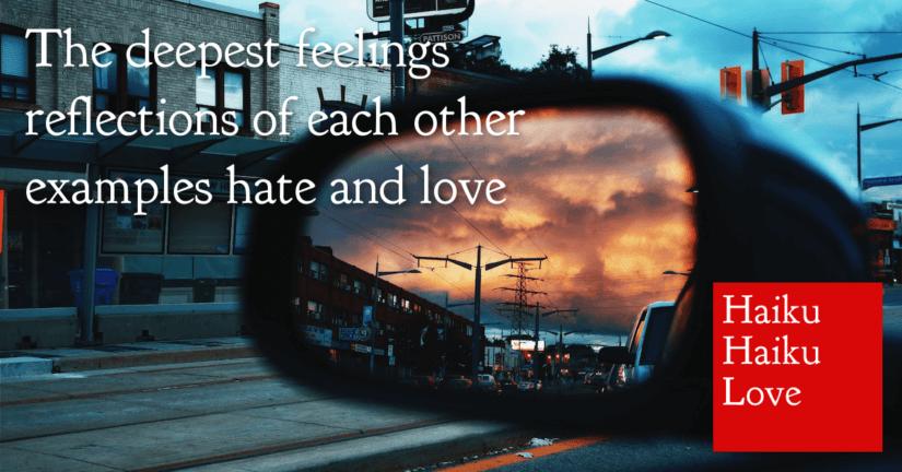 The deepest feelings