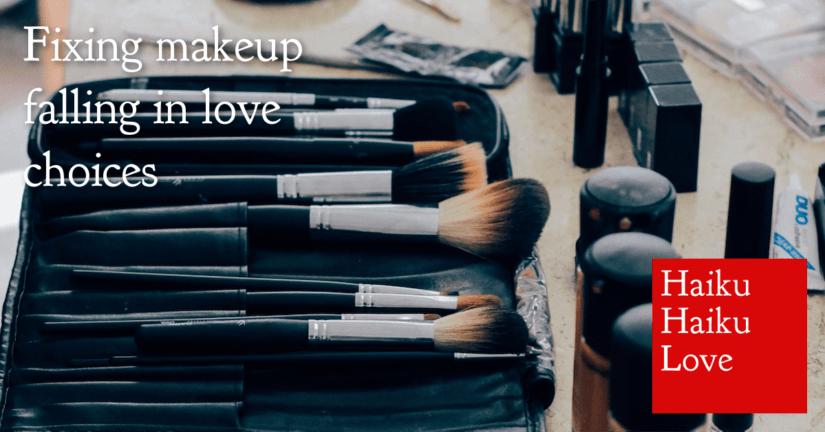 Fixing makeup