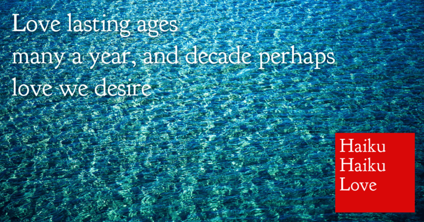 Love lasting ages