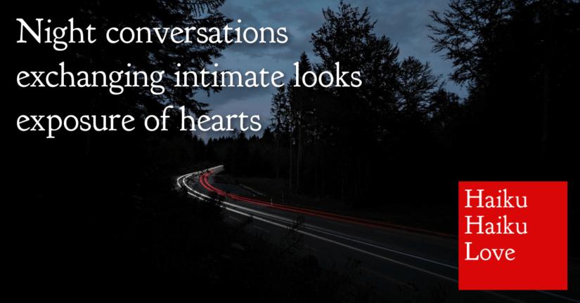 Night conversations