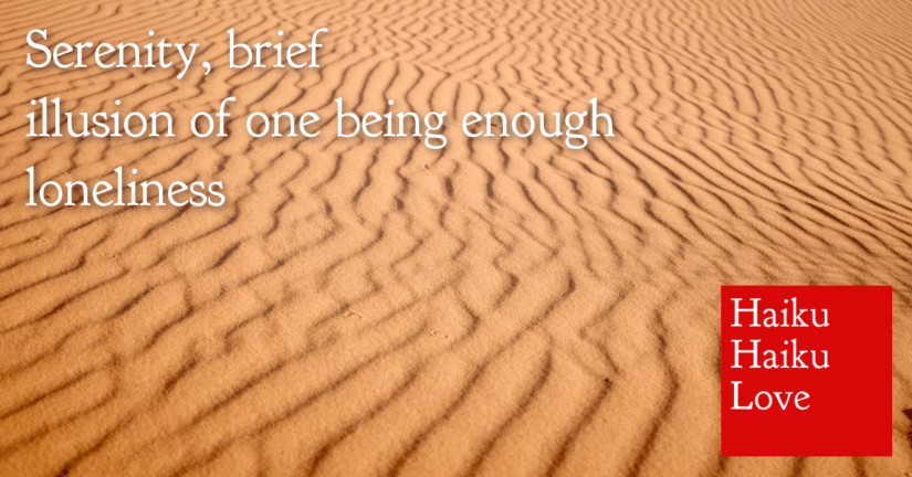 Serenity, brief