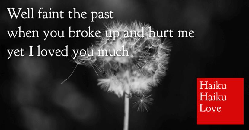 Well faint the past