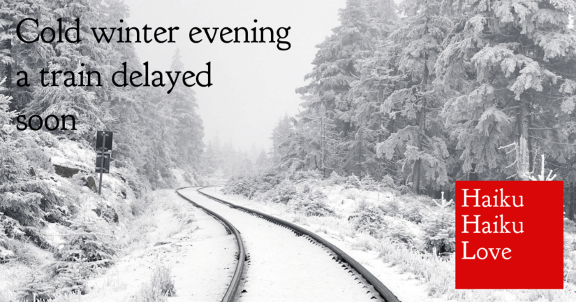 Cold winter evening