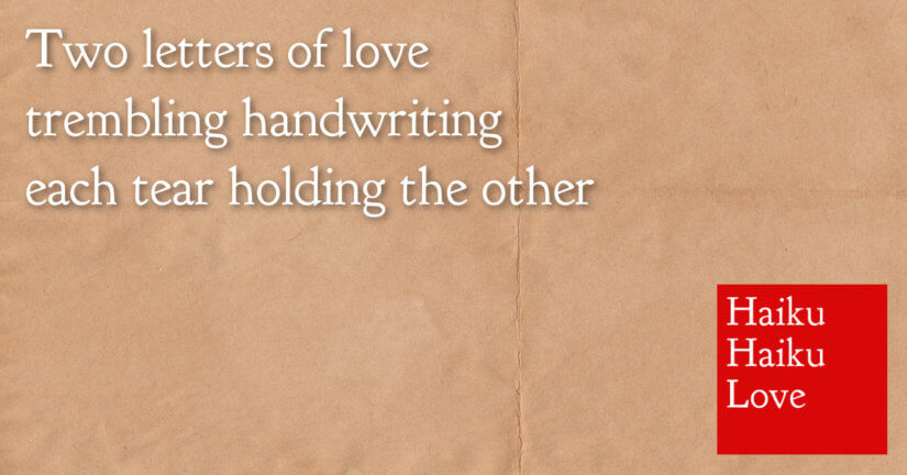 Two letters of love