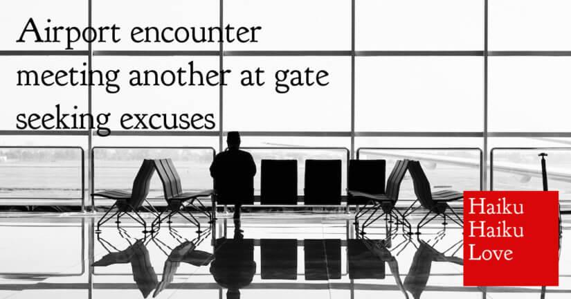 Airport encounter